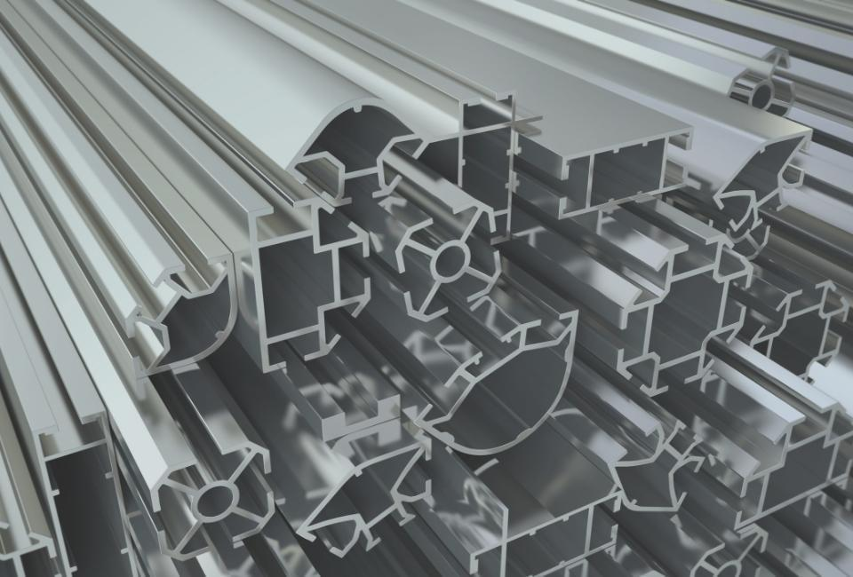 sprzedaż profili aluminiowych